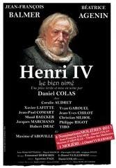 Affiche Henri IV, le bien aimé